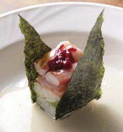 Russian sushi