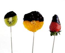 Fruit-Fondue