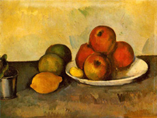 Cezanne - Apples