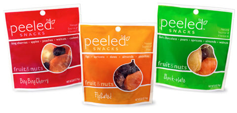 Peeled Snacks Packages