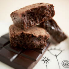 Recchiuti brownies