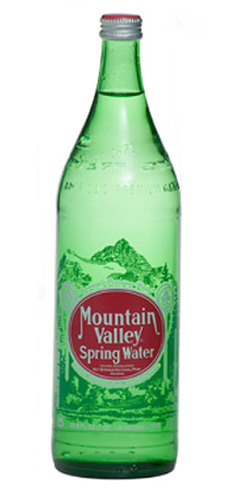 The Nibble Mountain Valley Spring Water Gourmet