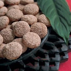 Byrd Kona Coffee Cookies