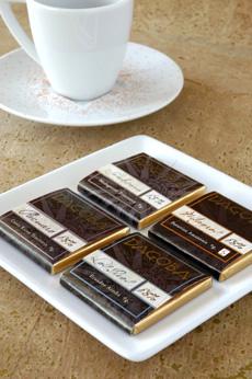 Dagoba Chocolate Squares
