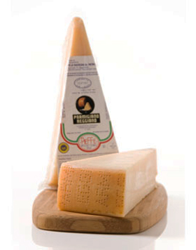 Kosher Parmigiano reggiano