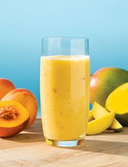 mango peach smoothie raspberry peach lemonade smoothie
