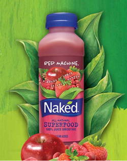Naked Juice Red Machine was our editor's favorite?a luscious blend of fruits ...