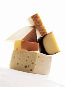 The Nibble: Types Cheese
