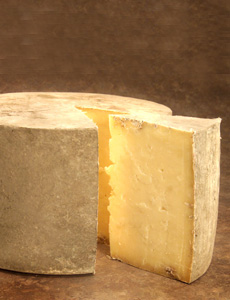 Cheddar Cheese Wheel