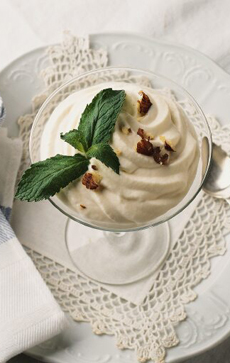Mascarpone Hazelnut Mousse