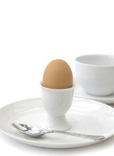 Hard Cooked Egg