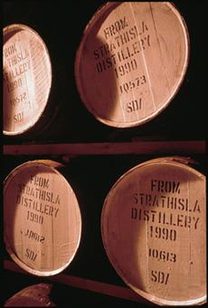 Chivas Barrels