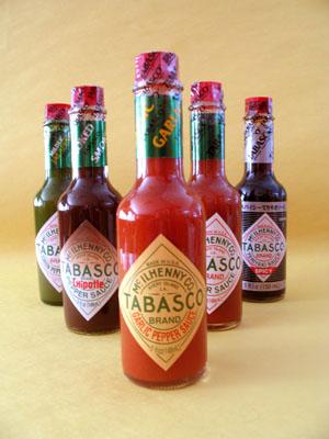 Tabasco Sauce - Avery Island Pepper Sauce (