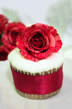 Cupcake Decoration Flower