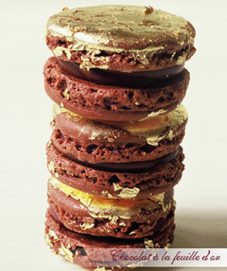 The Nibble: Ladurée Macaron Recipe