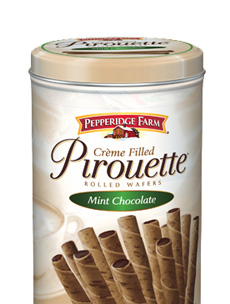 Pepperidge Farm Pirouette Cookies