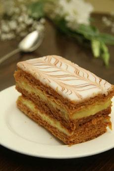 Cake Napoleon History