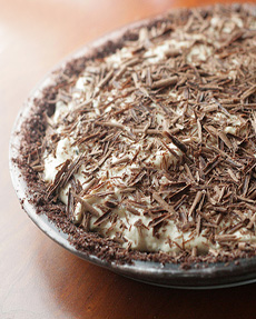 Nesselrode Pie