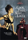 Click here to purchase The Cook, The Theif, His Wife & Her Lover