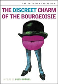 Click here to purchase The Discreet Charm of the Bourgeosie