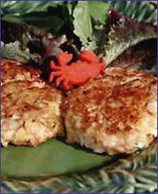The Nibble Crab Cakes Recipe