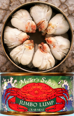 Talented idea Jumbo lump crab meat question not