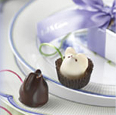Burdick white chocolate mice