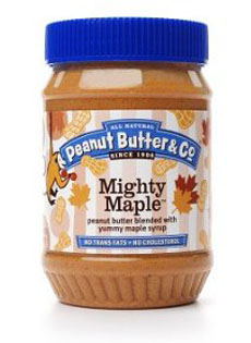 Maple Peanut Butter