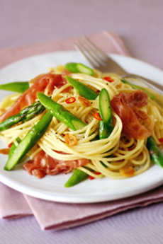 The Nibble Asparagus Recipes Parma Ham Recipes
