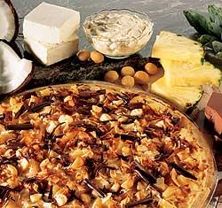 Pina Colada Pizza