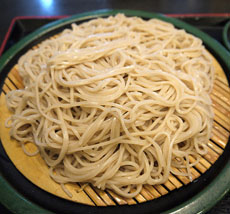 Soba Noodles