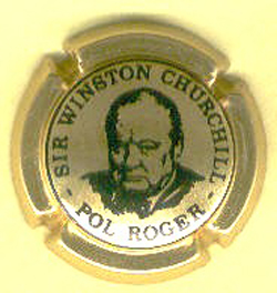 Pol Roger Sir Winston Churchill Cuvee'