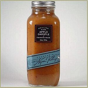 Apple Chipotle Sauce