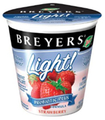 Breyer's Probiotic Yogurt