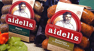 Aidell's sausages