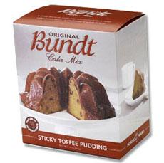 Nordic Ware Chocolate Macaroon Bundt Cake Mix