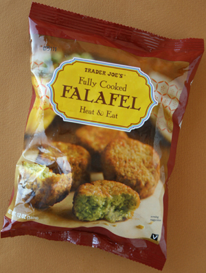 Trader Joe's Falafel