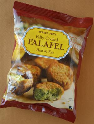 Trader Joe's Falafel