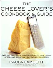 Cheese Lovers Cookbook