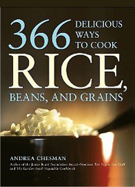 366 Delicious Ways To Cook Rice, Beans & Grains