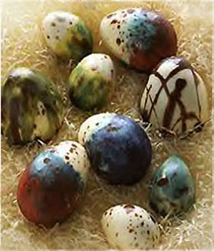 Knipschildt Chocolate Eggs