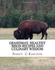 Grandma's Healthy Bison Recipes