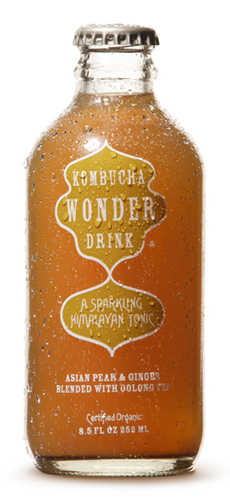Kombucha Wonder Drink - Asian Pear