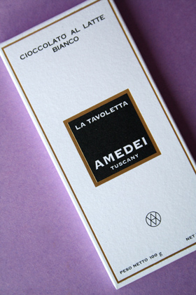 Amedei White Chocolate