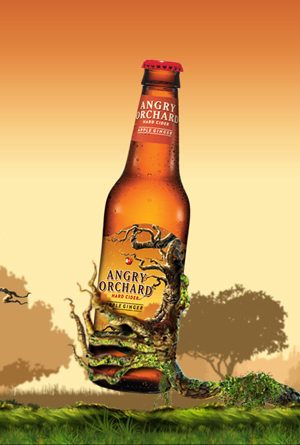 Angry Orchard Ginger Cider