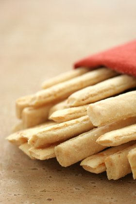 Bread Sticks - Starr Ridge Asiago Flavor