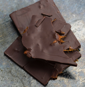 Bacon Chocolate Bars