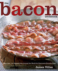 The Bacon Cookbook by James Villas