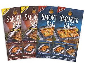 SAVU Smoker Bags - Alder and Hickory