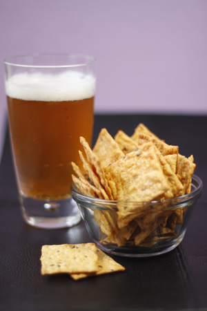Crunchmaster Multigrain Chips